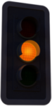 Traffic Light Risk Medium Image
