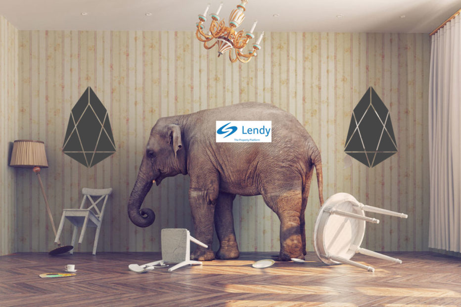 The Elephant in the Room – Lendy Collapses – My Thoughts.
