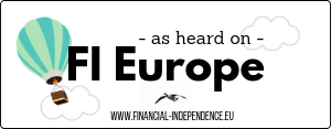 Financial Independence Europe Badge