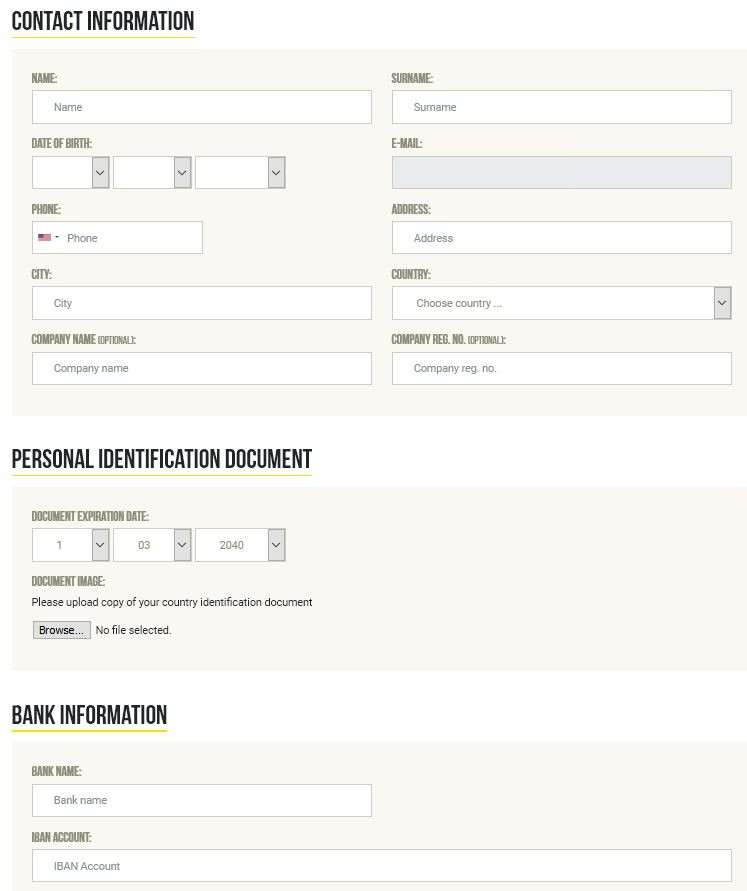 Crowdestor Signup Account Screenshot 2 - Crowdestor Review