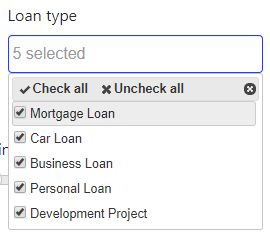 Grupeer Review - Loan Types