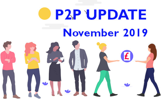 Featured Image for November 2019 P2P Lending Update