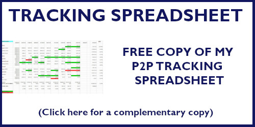 Tracking Spreadsheet Graphic
