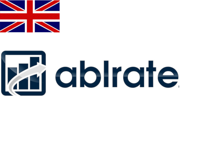 Ablrate Review Main Logo with Flag