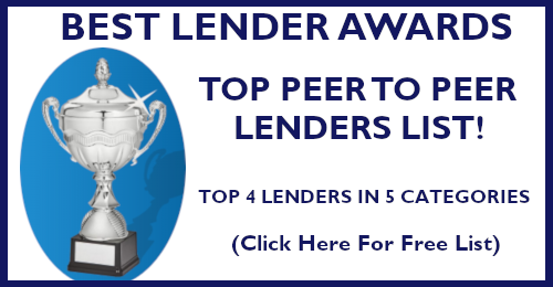 Top Peer to Peer Lenders List