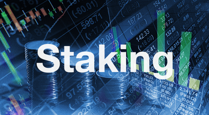How does crypto staking work